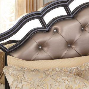 stylowa sypialnia, meble płock