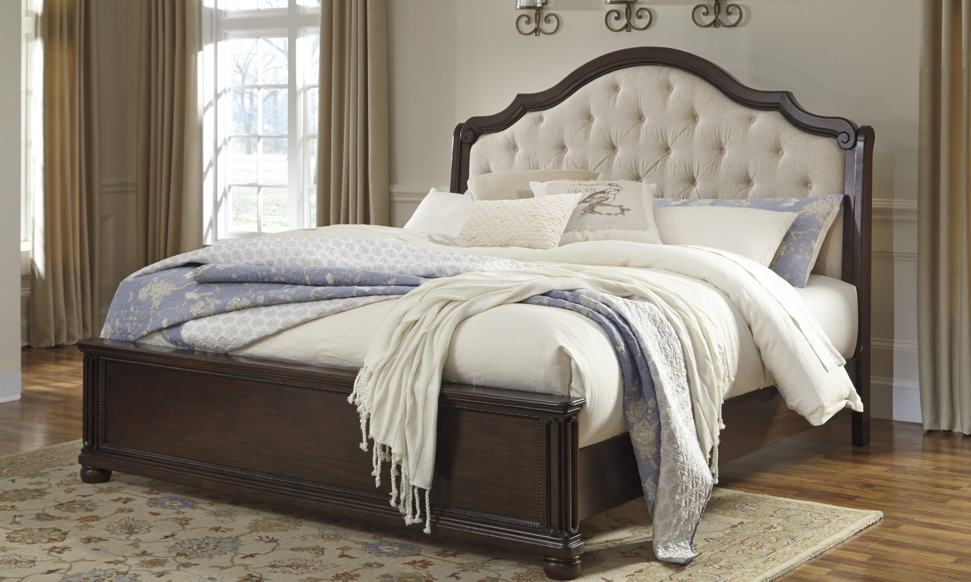 Sypialnia stylowa 596
