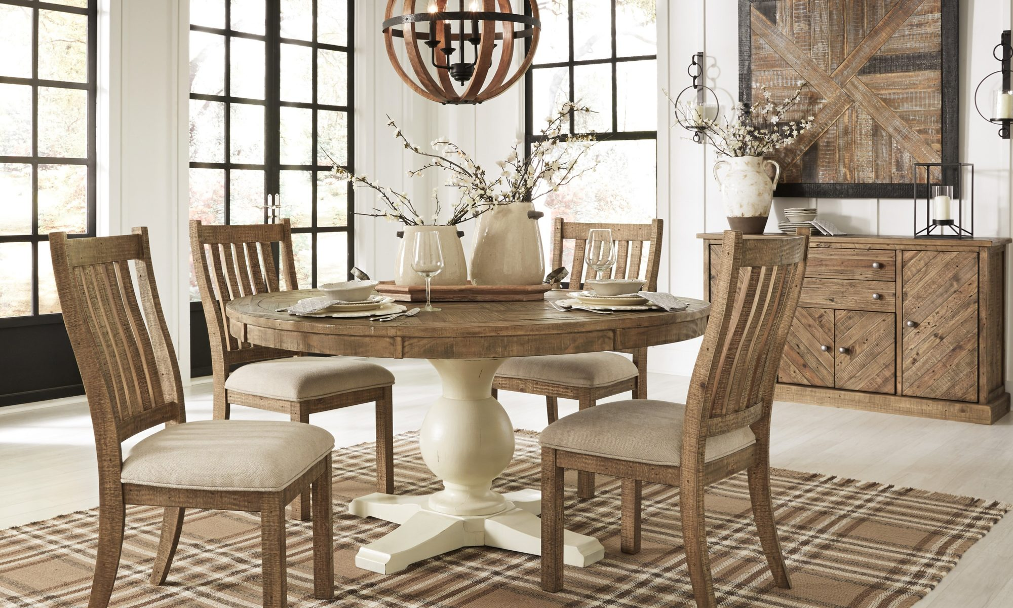 Meble stołowe D754,www.stylowemebleplock.pl