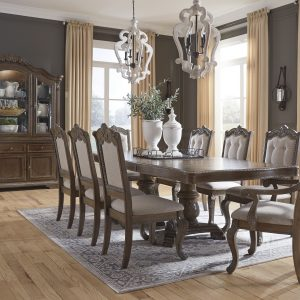 Stylowe meble stołowe 803