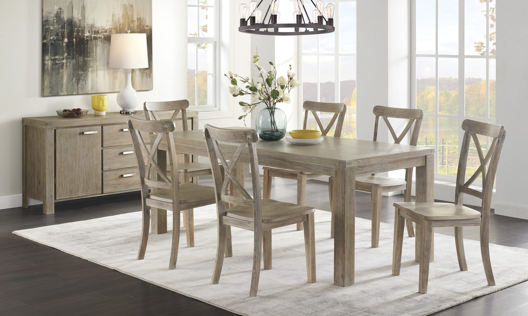 Stylowe meble stołowe 5169, www.stylowemebleplock.pl