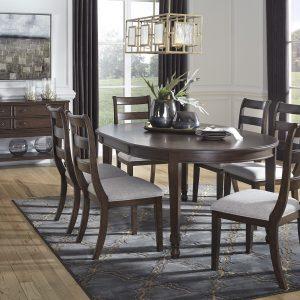 Stylowe meble stołowe 677